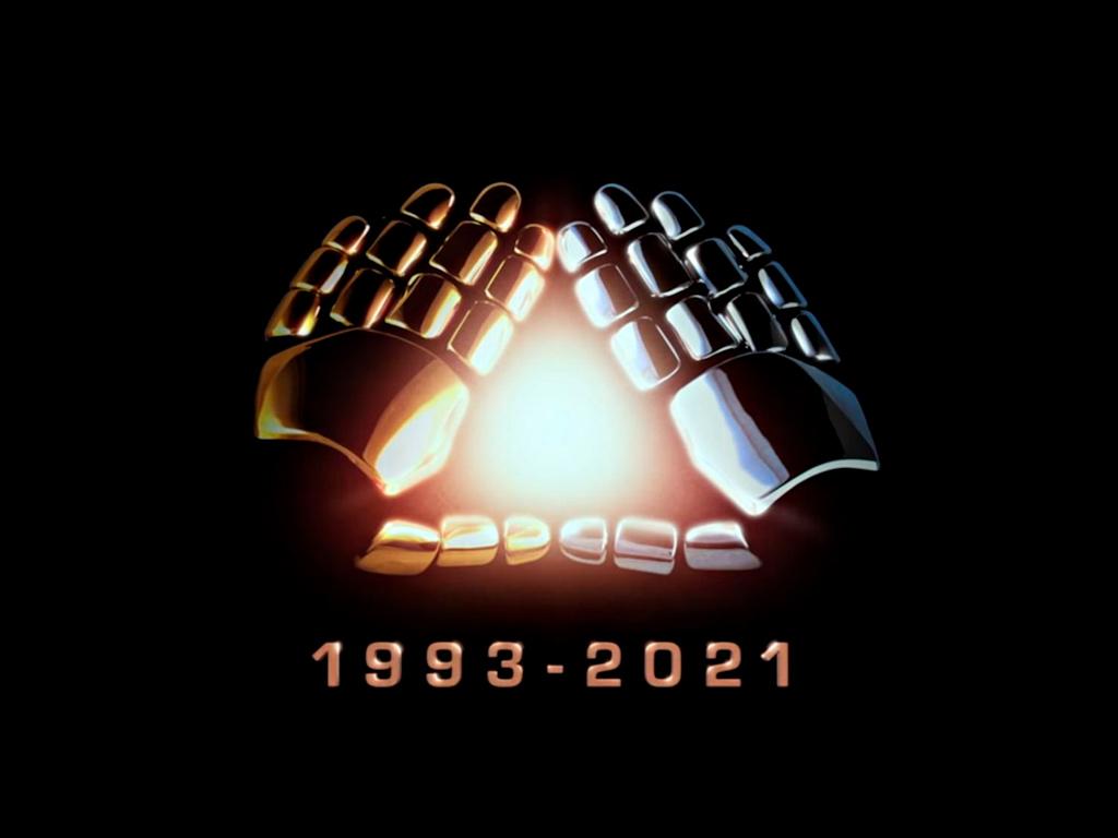 Daft Punk 1993-2021