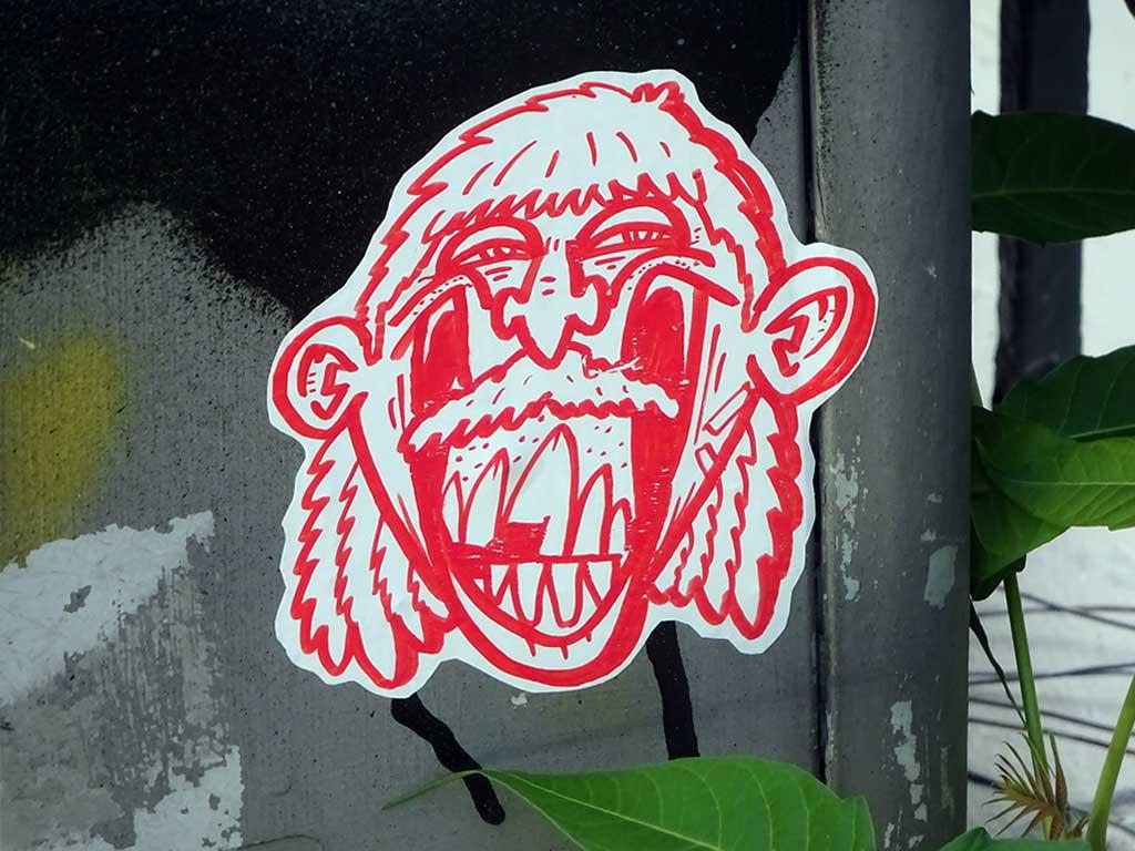 Dawgtor-Sticker