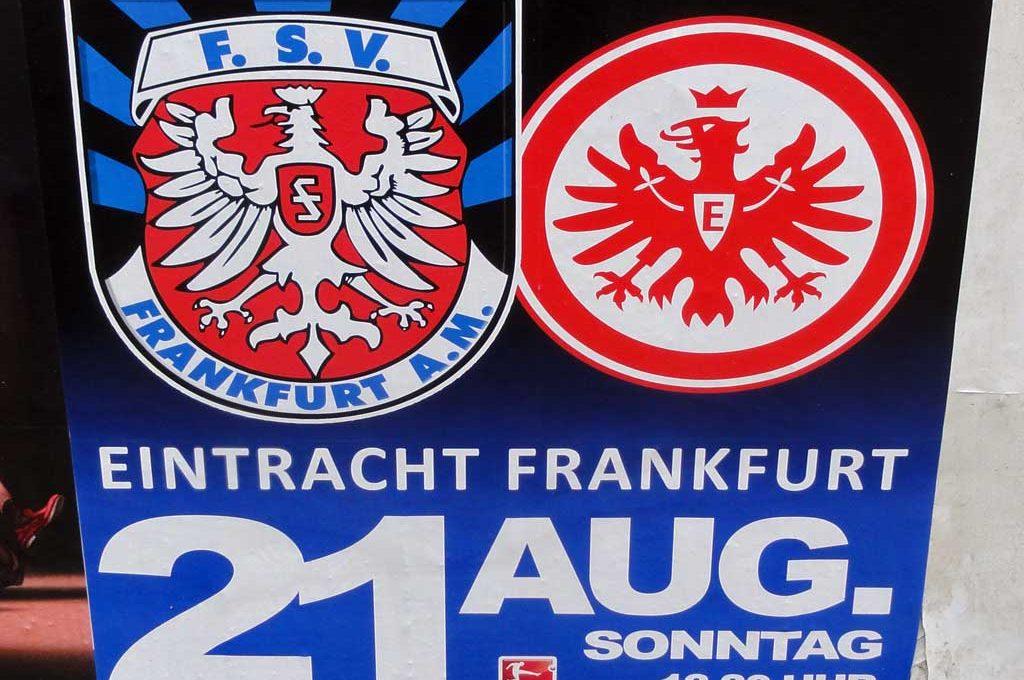 Derby: FSV - Eintracht