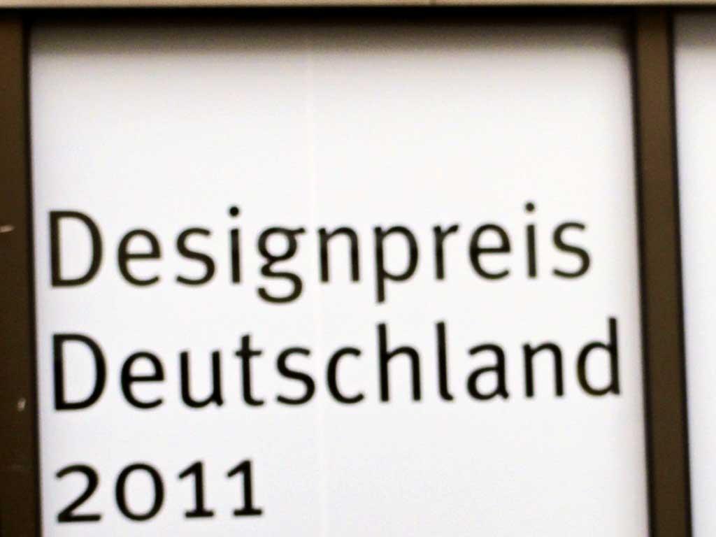 Designpreis Deutschland 2011