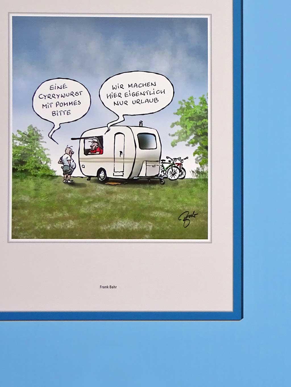 Deutscher Cartoonpreis 2019 - Bild von Frank Bahr