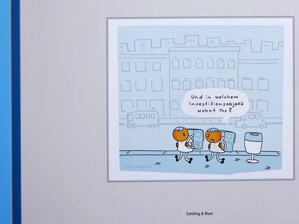 Deutscher Cartoonpreis 2019 - Bild von Schilling & Blum