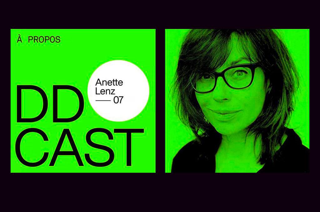 Deutscher Design Club Podcast mit Anette Lenz
