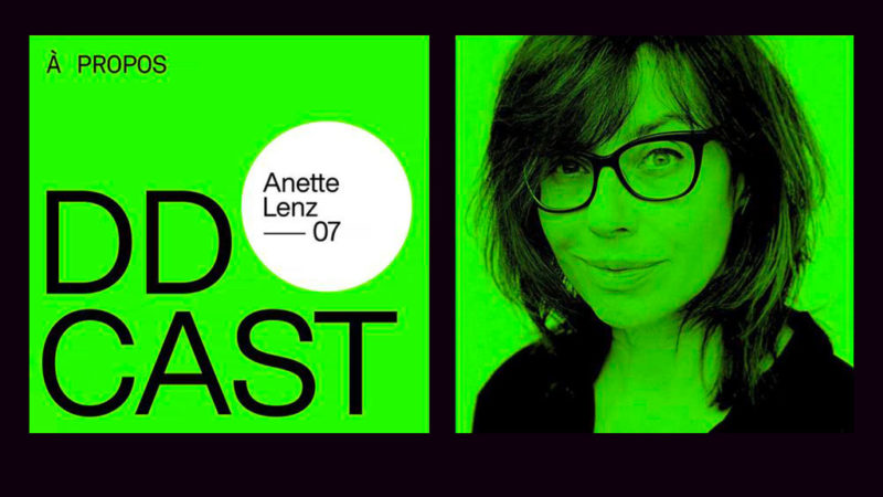 Deutscher Design Club Podcast mit Anette Lenz
