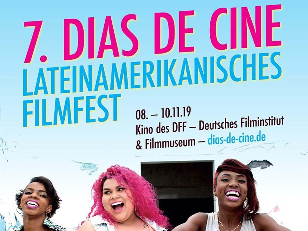 Dias de Cinema - Lateinamerikanisches Filmfest in FFrankfurt