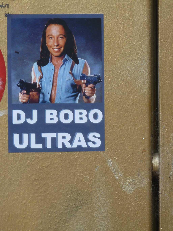 DJ Bobo Ultras