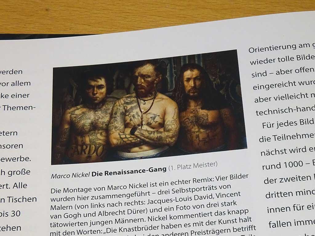 DOCMA Award 19 - Remix Culture, Buch: Die besten Arbeiten
