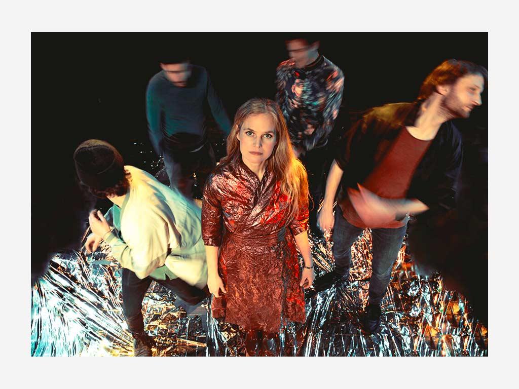 Foto der Band DOTA von Annika Weinthal