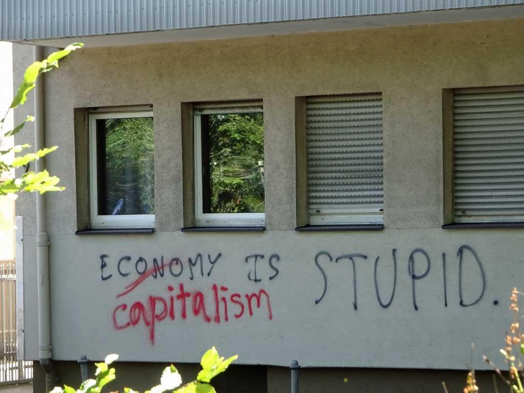 Economy is stupid
