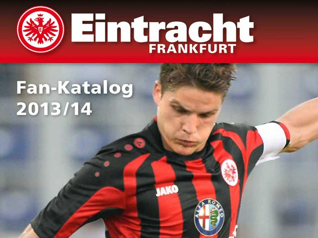 Eintracht Frankfurt Fan-Katalog 2013/14