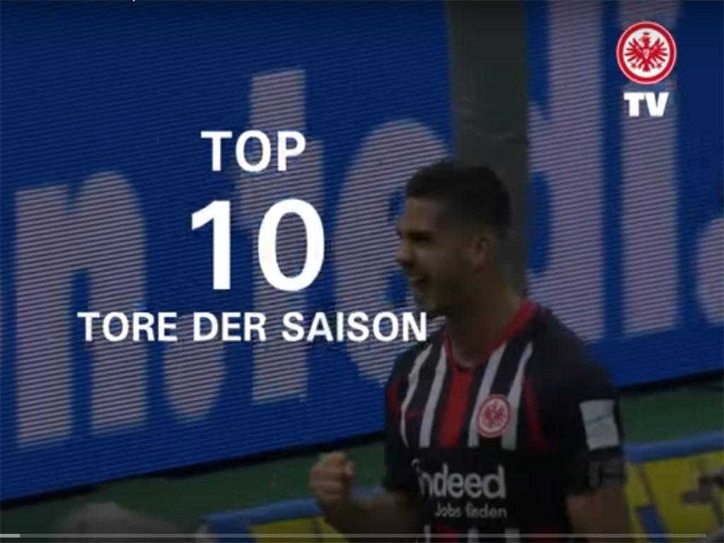 Top 10 Tore der Saison 2019 / 2020