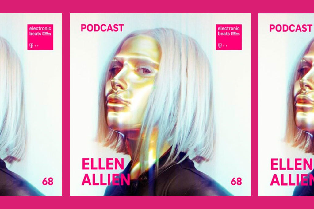 Electronic Beats Podcast mit Ellen Allien