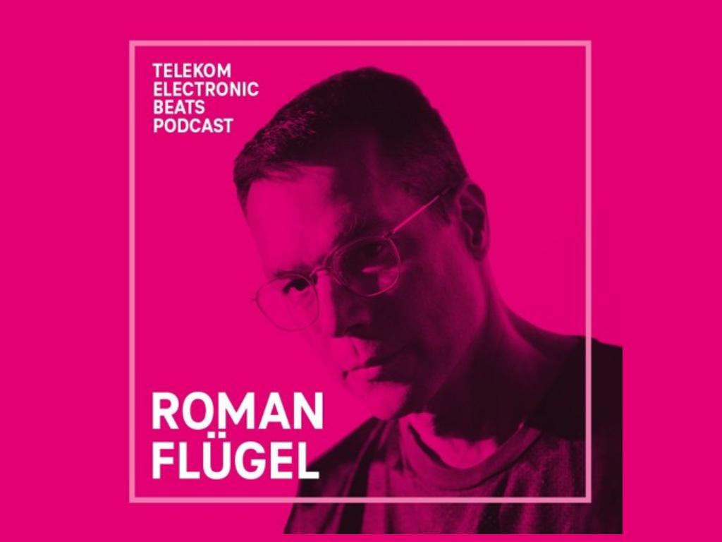 Telekom Electronic Beats Podcast mit Roman Flügel
