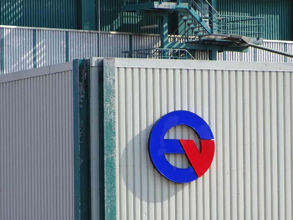 Typografie in Offenbach - Energieversorgung Offenbach