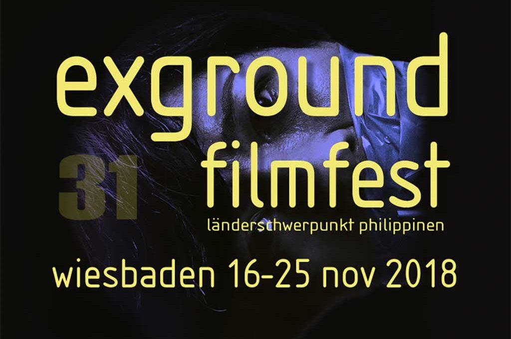 Exground Filmfest in Wiesbaden 2018
