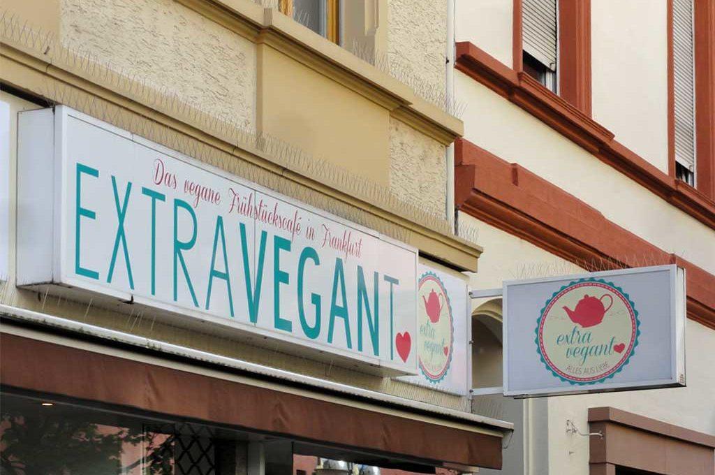 Extravegant - Veganes Frühstückscafé in Frankfurt-Bornheim