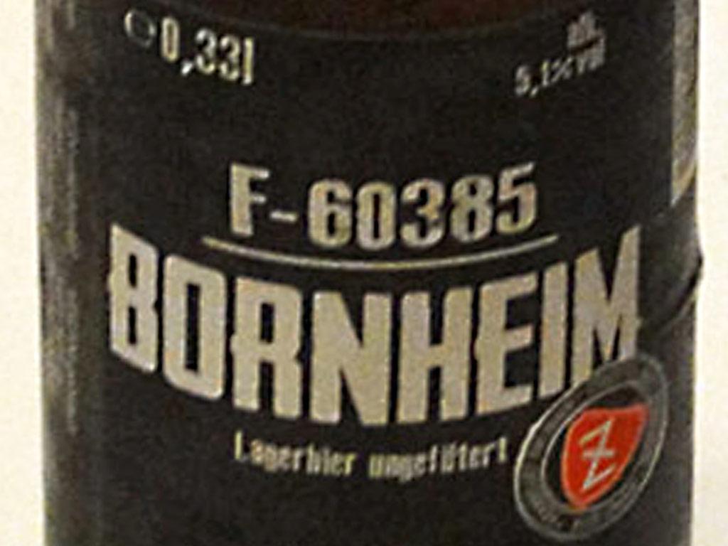 Veganes Bier in Frankfurt-Bornheim