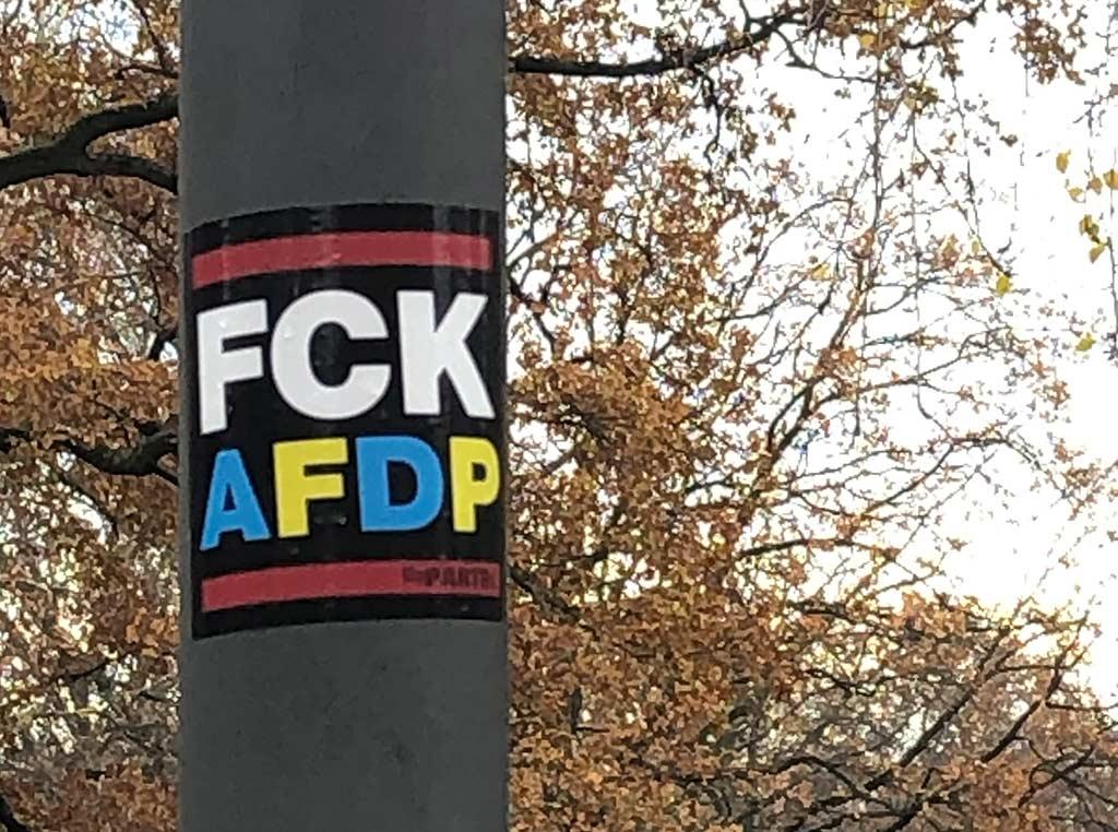 RUN DMC MEME - FCK AFDP