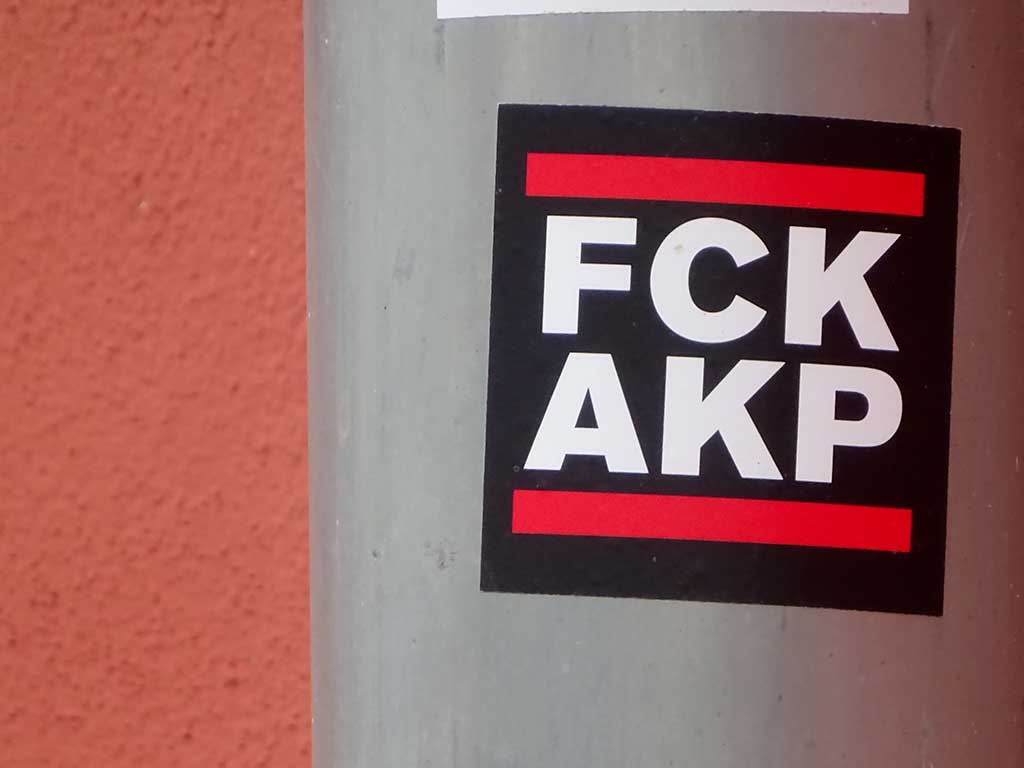 RUN DMC MEME - FCK AKP