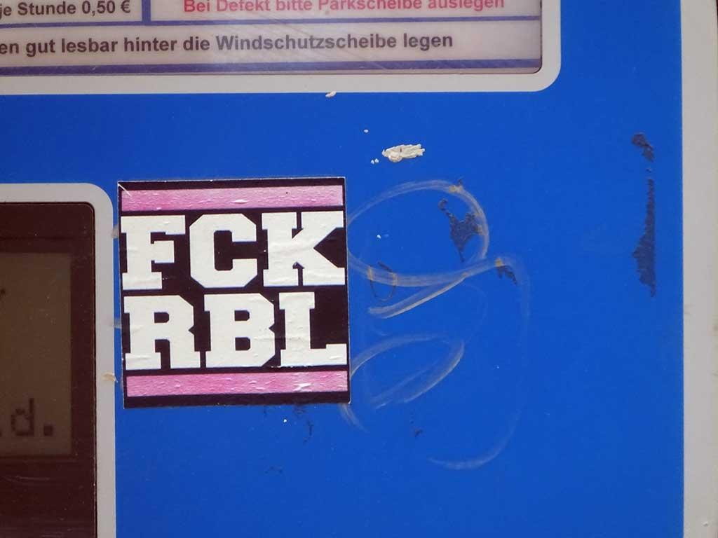 RUN DMC MEME - FCK RBL