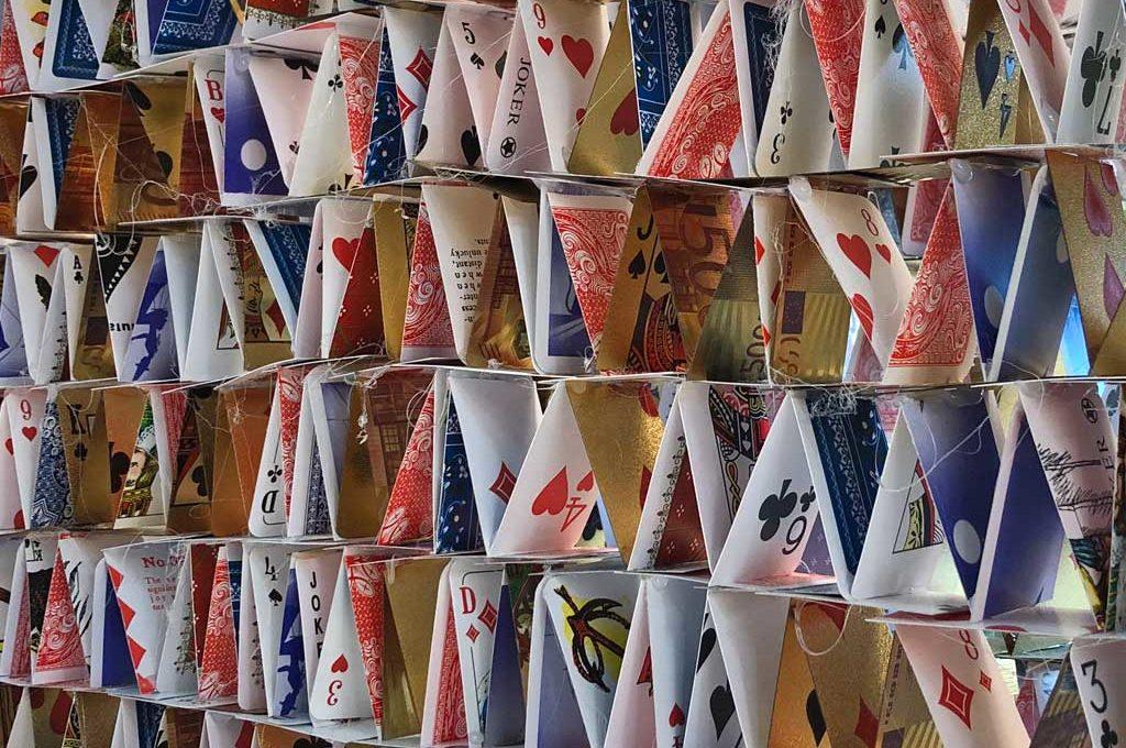Fiona McDonald - Playing cards