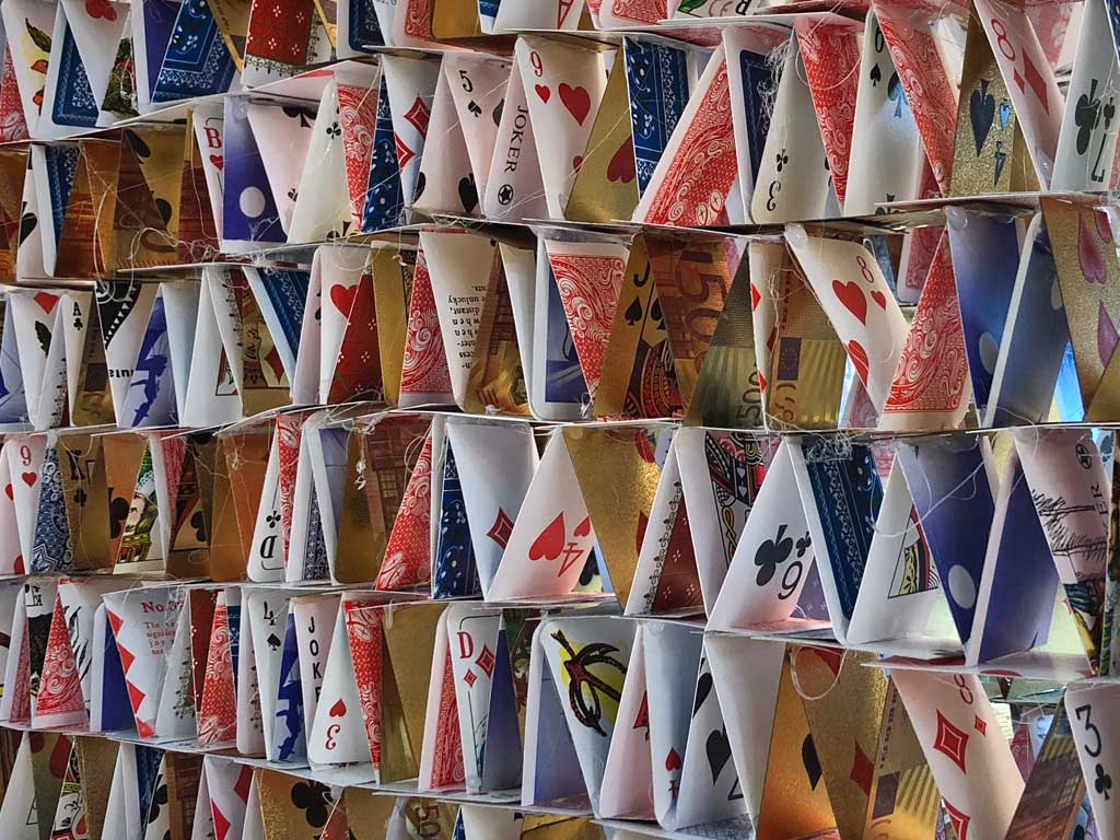 Fiona McDonald - Playing cards