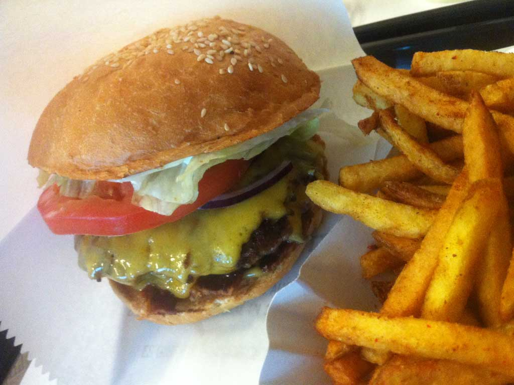 Fletchers Better Burger - Burger-Restaurant in Frankfurt
