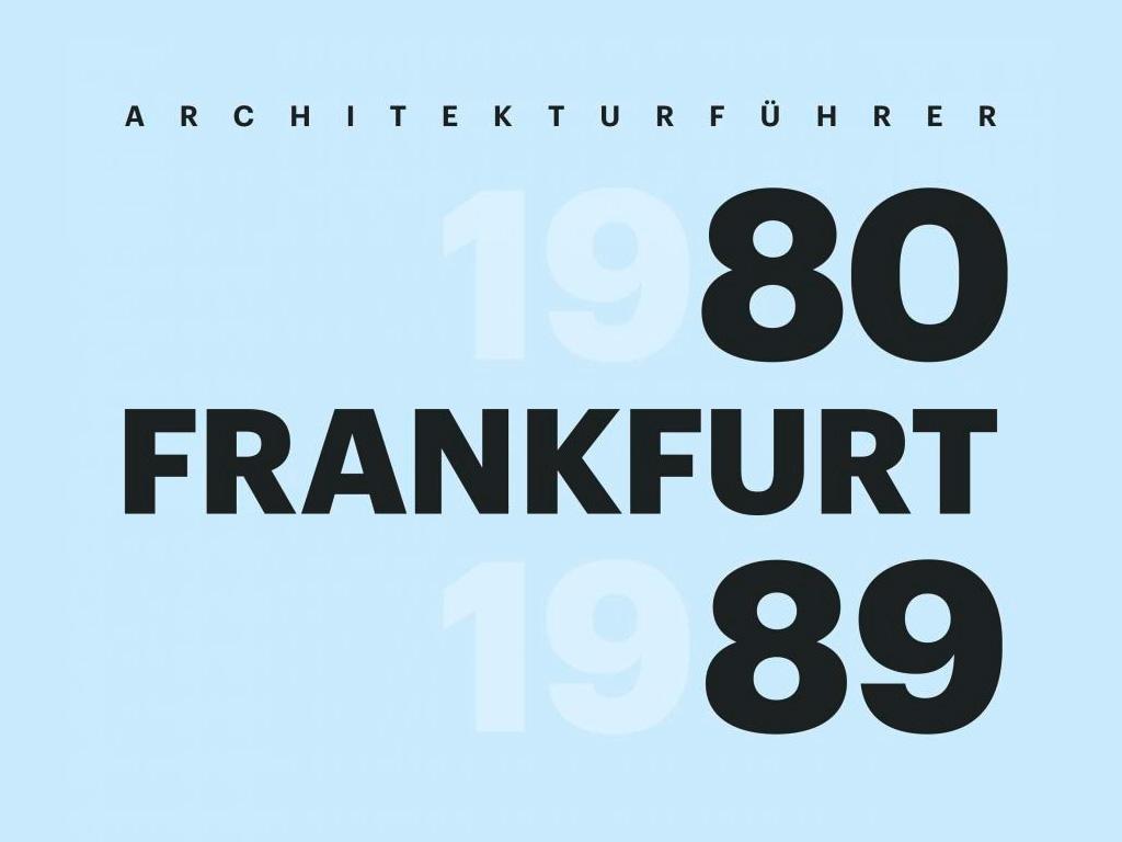 Architekturführer 1980-1989