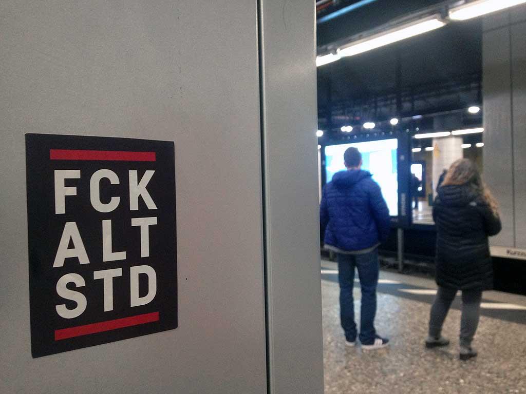 FCK ALTSTD