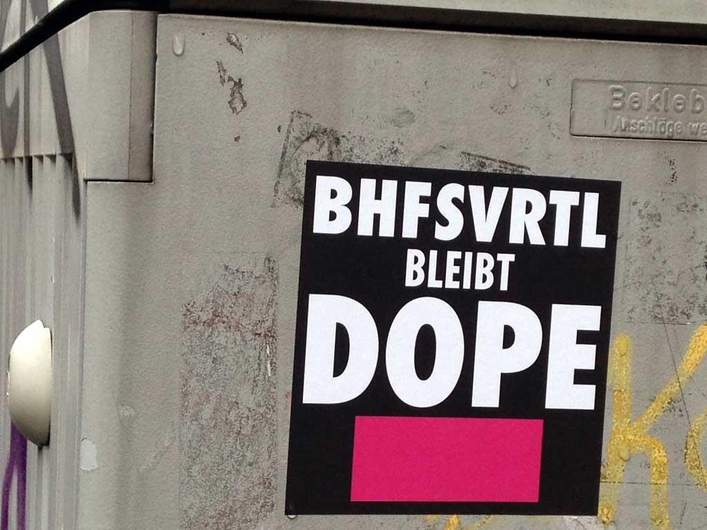 BHFSVRTL bleibt dope