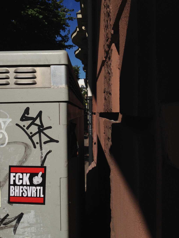 FCK BHFSVRTL