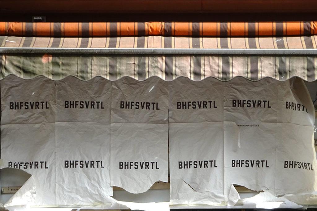 BHFSVRTL im Bahnhofsviertel