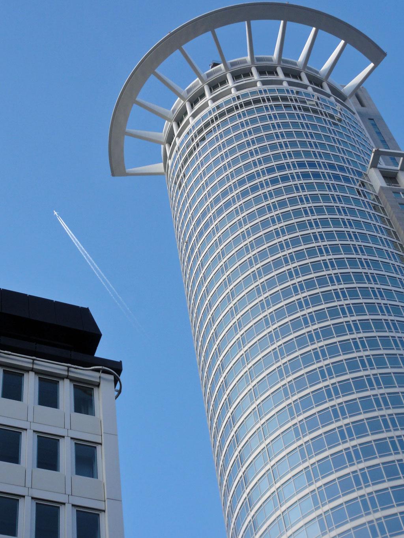 Architektur in Frankfurt - Westend Tower