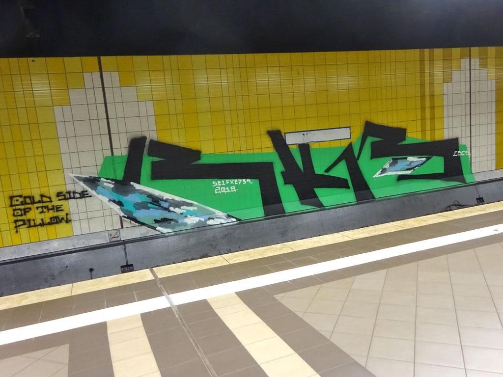 Urban Art Frankfurt-Mühlberg