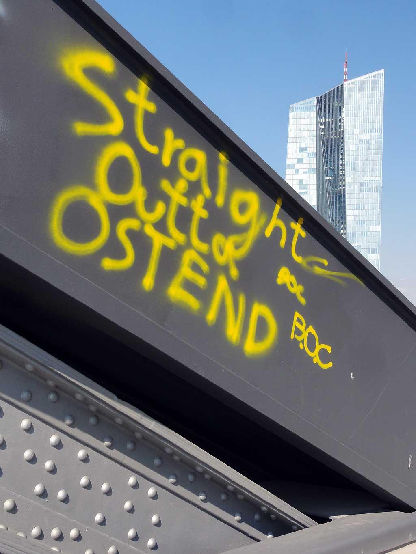 Straight outta Ostend