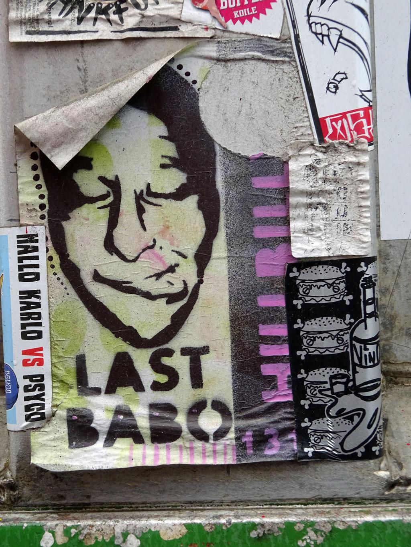 Frankfurt Sticker - Last Babo