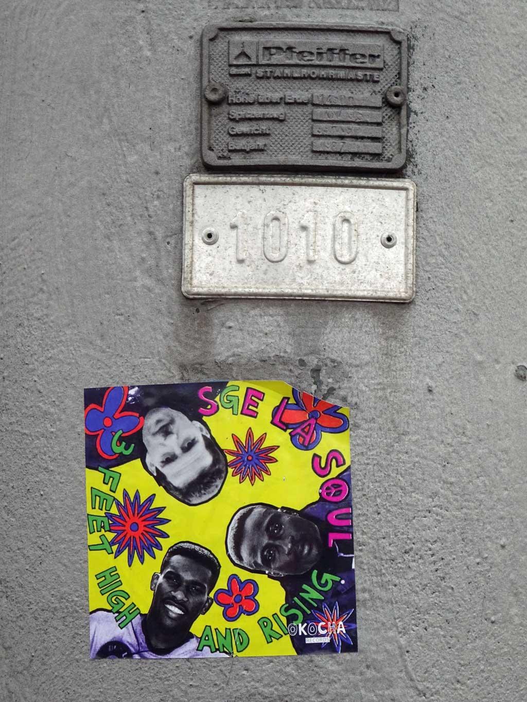 Frankfurt Sticker - SGE La Soul