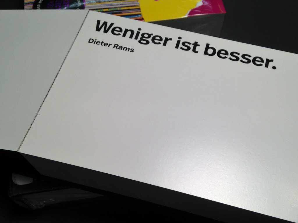 Frankfurter Buchmesse 2019 - Weniger ist besser