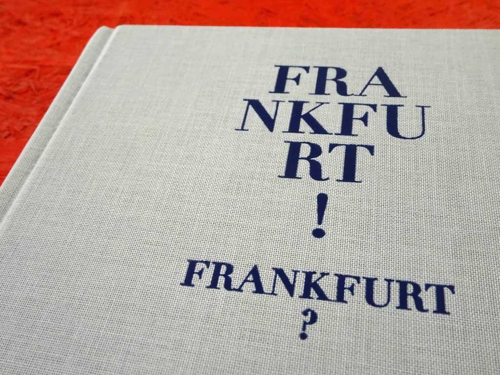 Frankfurter Buchmesse 2019 - Frankfurt! Frankfurt?