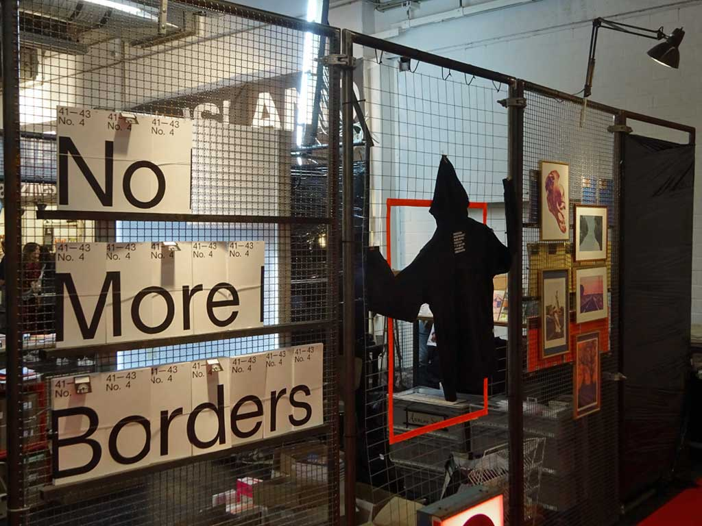 Frankfurter Buchmesse 2019 - No More Borders