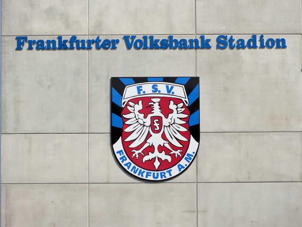 Wappen des FSV Frankfurt am Bornheimer Hang