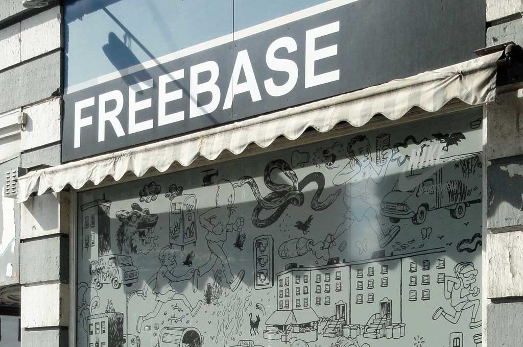 Freebase Shop in Frankfurt