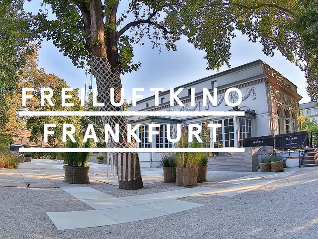 Freiluftkino Frankfurt 2019