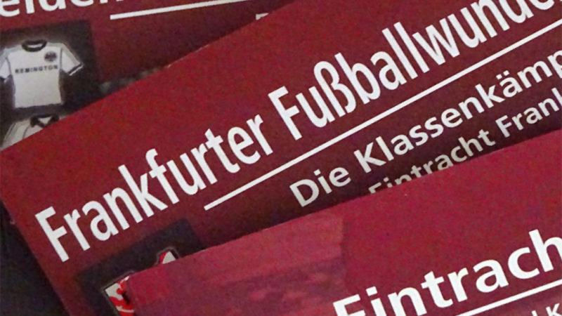 Fußballbücher von Jörg Heinisch