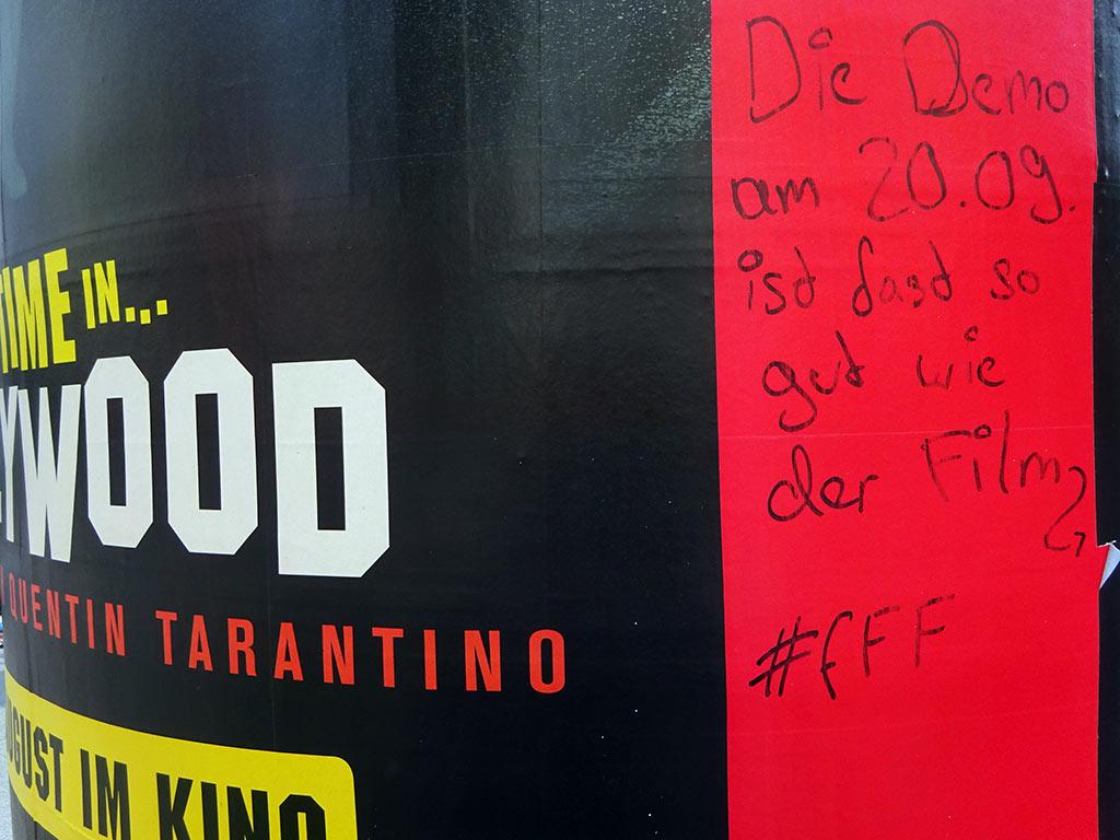 Die Demo ist fast so gut wie der Film #FFF