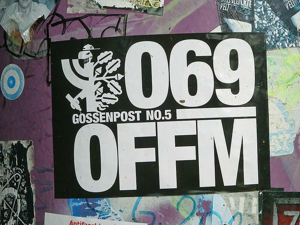 Gossenpost No. 5 - 069/OFFM