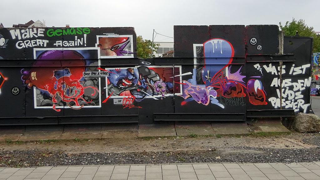 Hafengartenjam 2020 in Offenbach