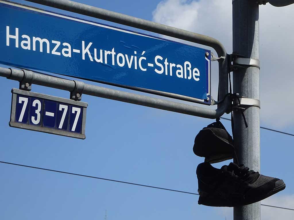 Hamza-Kurtovi´c-Straße