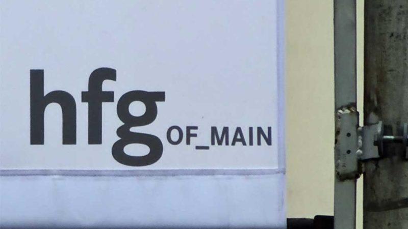 Typografie in Offenbach - Hochschule für Gestaltung