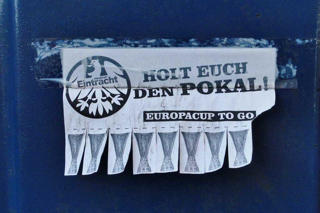 Holt euch den Europapokal